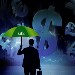 UFX remains strong following CHF Crisis.