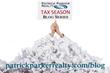 Patrick Parker Realty Tax Season Blog Series