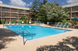 The Holiday Inn Westbury - Long Island Plans on Extending its Summer Appeal by Keeping their Outdoor Pool Within their Garden Courtyard Through the End of September 2016