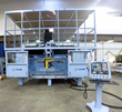 DMS 5 Axis Enclosed CNC Router for Composites Machining