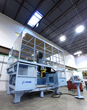 DMS 5 Axis Enclosed Overhead Gantry CNC Machine Center for Composites Machining