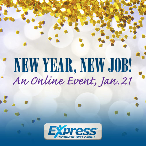 15 Articles To Help Organize Your Home For The New Year: New Year, New Job Online Event Set For Jan. 21