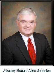 Portland Family Law Attorney Ronald Johnston