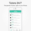 HelpHub's New iOS App Solves On-Demand Tutoring Connecting...