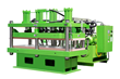 French Manufactures New Automated Hydraulic Press System with Multiple...