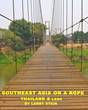 Smart Travel Tips Offered in New Book 'Southeast Asia on a Rope:...