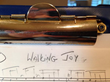 """Walking Joy"" working composition notes."