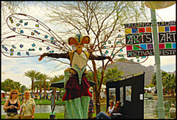 The 29th Annual Southwest Arts Festival scheduled for January 23-25, 2015 at the Empire Polo club in Indio