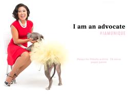 Michelle Choic - I am an advocate #iamunique