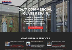 Fort Lauderdale 24 Hour Emergency Glass Repair