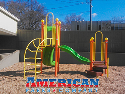 American Parks Company's Adventure Awaits Commercial Playground