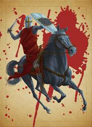 Jake Bilbao illustration of Norman of Torn