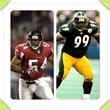 NFL Vets Chris Draft and Levon Kirkland Join Lung Cancer Survivors...