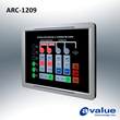 Avalue's New Rugged and Expandable Panel PC, ARC-1209