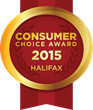 2015 Halifax Consumer Choice Award- Winners