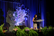 Laura Ling was the morning keynote speaker at the 7th annual Women's Confernece on January 16.