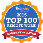 Top 100 Companies to Watch for Remote Jobs in 2015 - FlexJobs