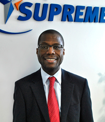 Honore Dainhi, President of Supreme Group's Commercial Division