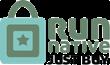 Run Native logo