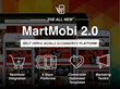 MartMobi Mobile shopping cart platform