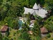 New Yoga Shala Built at El Sabanero Eco Lodge for Yoga Teacher Training in Costa Rica 2015