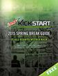 2015 Spring Break Guide to be Released This Week
