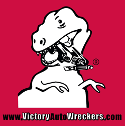 Victory Auto Wreckers is a high volume auto recycling facility that processes more than 2,000 tons of crushed cars a month, and more than 12,000 cars are recycled each year.