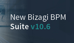 Bizagi Business Process Management version 10.6