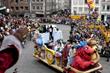 Scenes from Düsseldorf Carnival