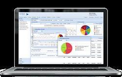 laptop image of LeadsPedia Platform