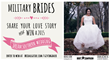 One Military Couple Will Win Dream Southern Wedding Thanks to Bridal...