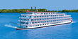 American Cruise Lines Unveils Plans for American Eagle's Maiden Voyage