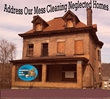 Address Our Mess Expands their Services to Neglected Property...