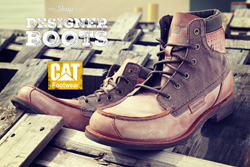 Up to 50% OFF on Caterpillar Boots