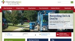 Harrisburg Website