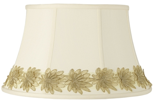 Decorative Lamp Shades : Lamps plus introduces made to order decorative lamp shades