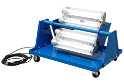 Class 1 Division 1 and Class 2 Division 1 LED Light Cart