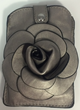 Nifty-Nifty.com's Lil Flower Cellphone Holder Now Available in Gorgeous Gray