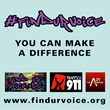 #FINDURVOICE