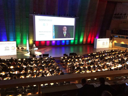 More than 1,000 participants heard a second day of inspiring talks at the International Year of Light opening ceremonies in Paris.