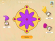 A Parcel of Courage App interactive picture book game mandala shichida