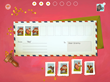 A Parcel of Courage App interactive picture book with learning games
