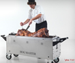 2014: A Record Year for Hog Roast Machine Sales