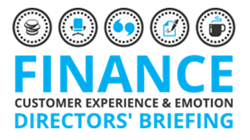 Finance Customer Experience and Emotion Directors' Briefing