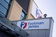 New Office Move For Footman James