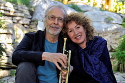 Herb Alpert and Lani Hall by Gerry Wersh