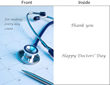 National Doctors' Day Announces 2015 Greeting Card And Doctor...