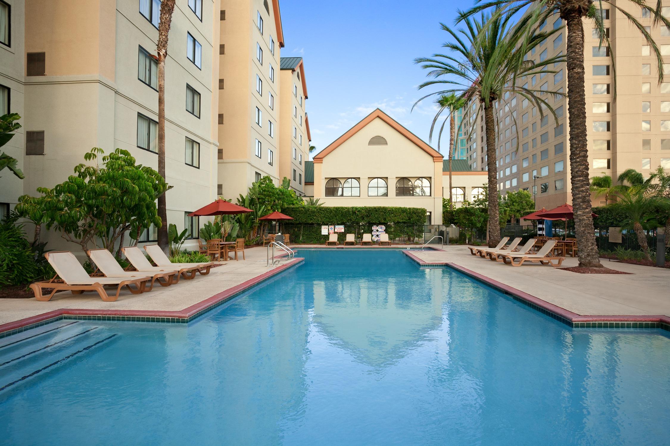 Stonebridge Companies Homewood Suites By Hilton Anaheim