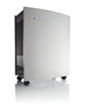 The Blueair 503 air purifier cleans indoor air of pollutants such as VOCs, viruses, dust and odors