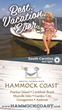 Best. Vacation. Ever. Georgetown County Tourism Management Commission Unveils New Brand Campaign to Attract Visitors to The Hammock Coast